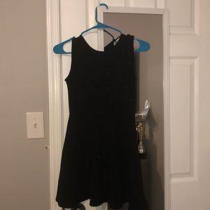 Ginger G- Black, sparkly dress